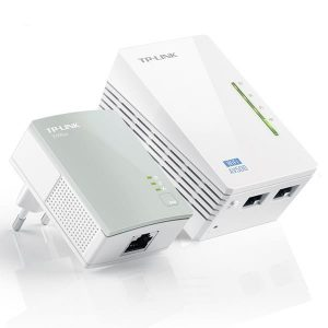 TP-LINK TL-WPA4220KIT 300Mbps AV500 WiFi Powerline