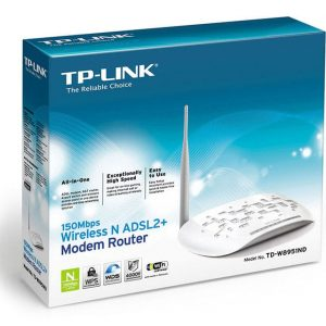 مودم TP-LINK TD-W8951ND Wireless N150