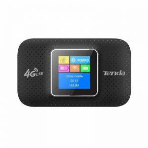 مودم Tenda 4G185 4G LTE Advanced Mobile Wireless Hotspot