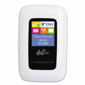 China Mobile 4G-LTE Mobile Hotspot