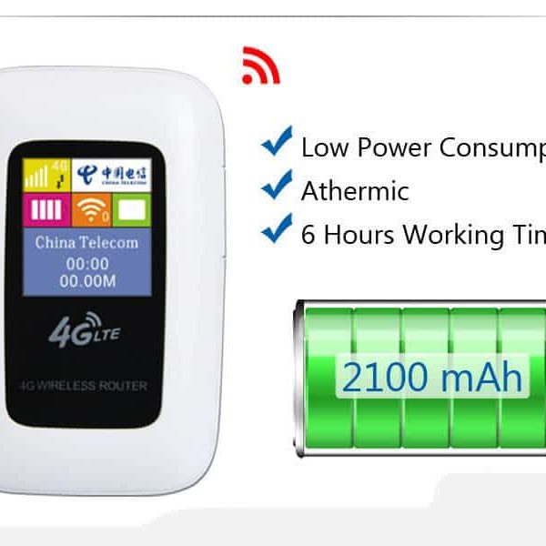 China Mobile 4G-LTE Mobile Hotspot