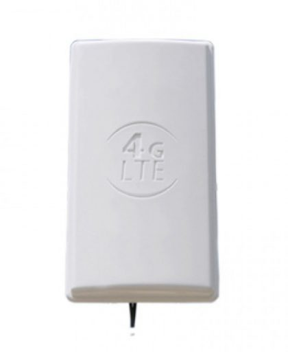 | 4G High Gain 24dBi LTE Panel Flat Outdoor Antenna(SMA | TS-9)